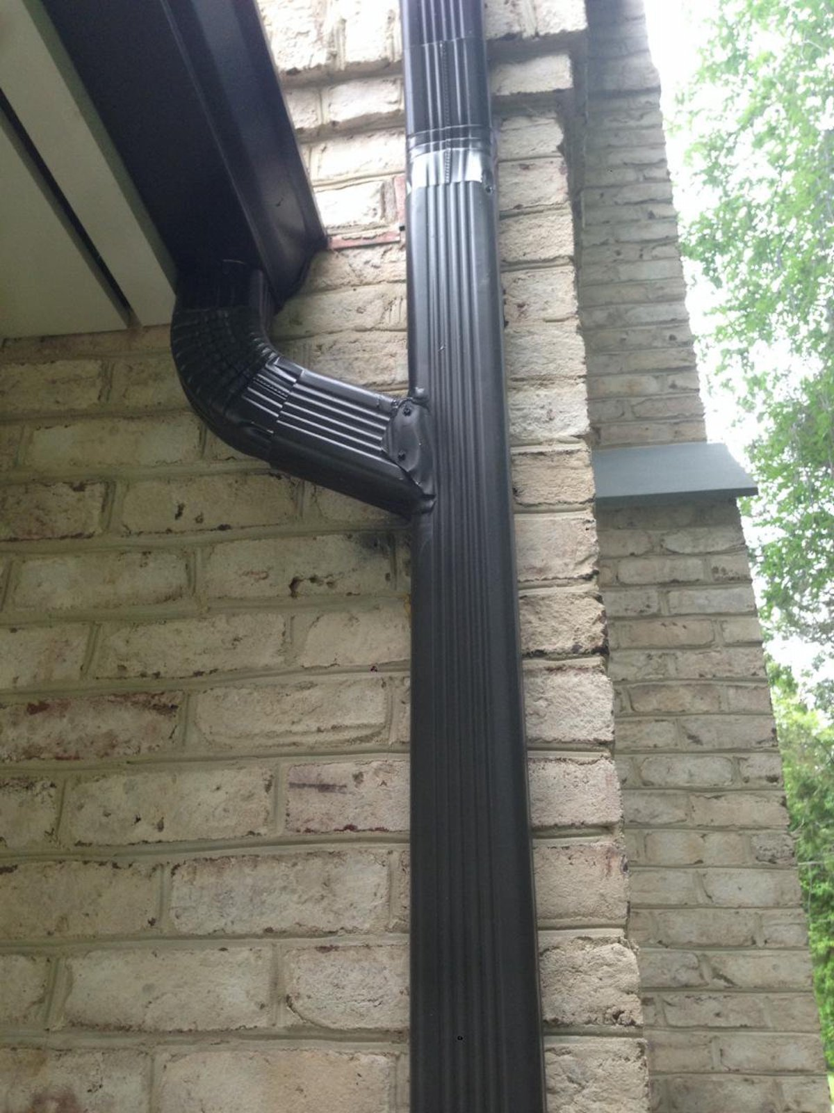 Lead Coated Copper Rk Seamless Gutters